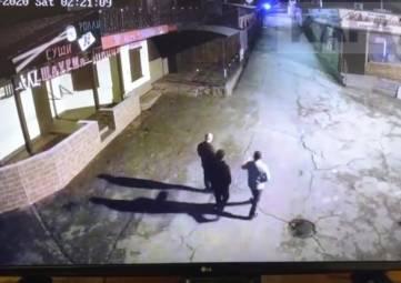 Крупный пожар в Феодосии: в сети обнародовано видео момента возможного поджога (видео)(фоторепортаж)