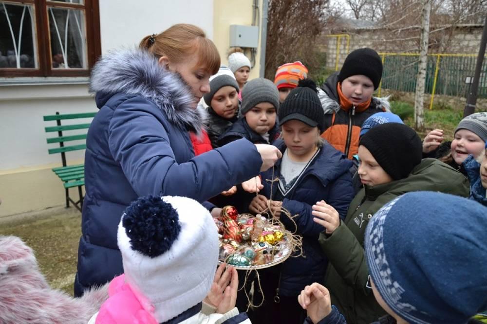 У Паустовского отметили День Святого Николая