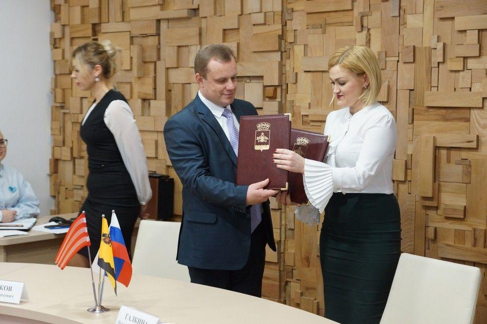 Керчь побраталась с Новороссийском (ФОТО)