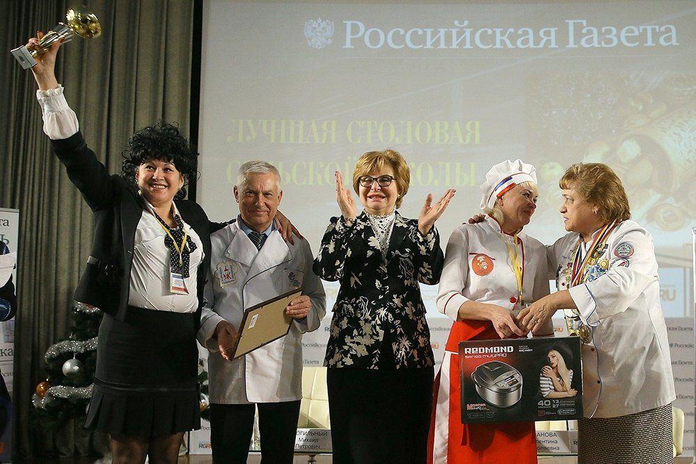 Столовая приморской школы стала в своей номинации лучшей в России (ФОТО)