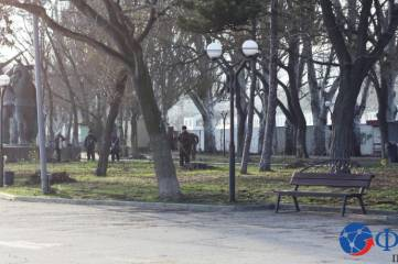 Феодосия, набережная Десантников