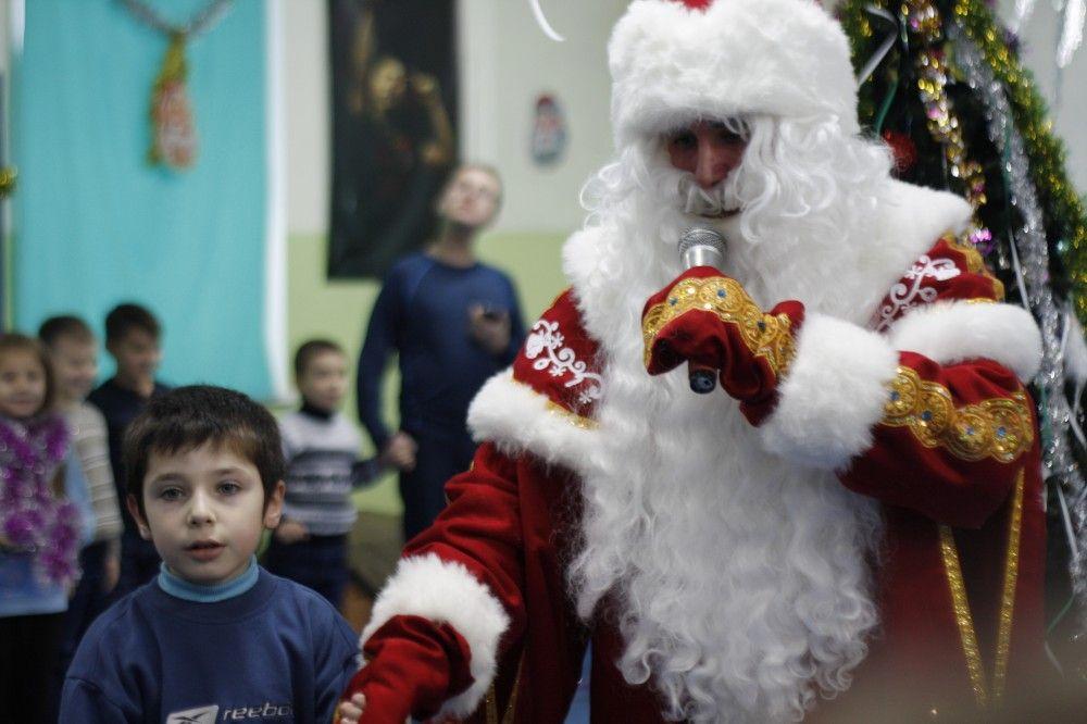 Дед Мороз в «Секрете»