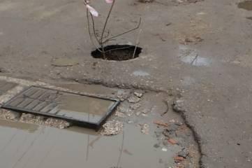 Дорогу в районе кинотеатра «Пионер» в Феодосии могут перекрыть