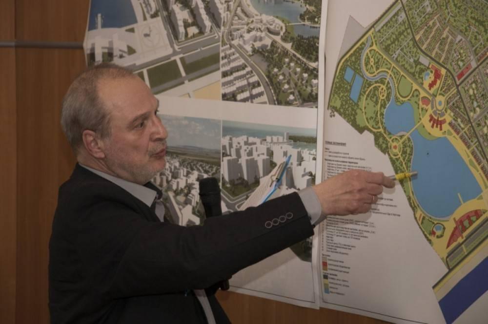 Общественность Феодосии не одобрила проект по Межозерью