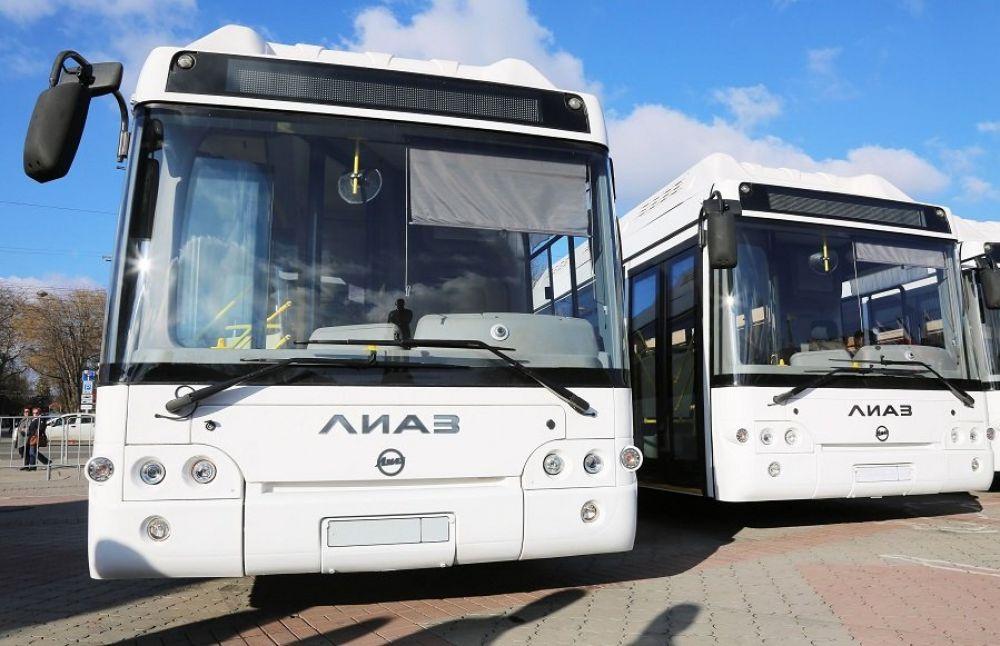 Керчь получит новые автобусы и троллейбусы