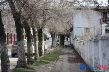 Прогулка по Феодосии в конце декабря