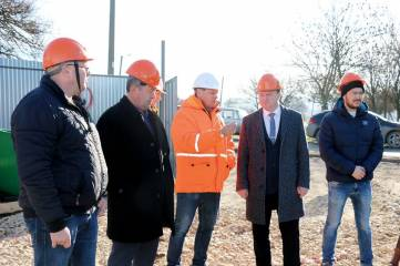 В Керчи заложили фундамент дома для депортированных граждан (ФОТО)