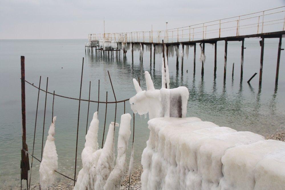 В Феодосии на Новый год температура снизится в два раза