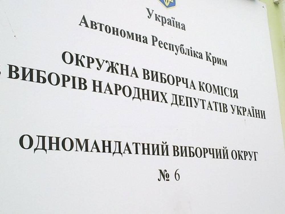 Власти Феодосии недовольны явкой избирателей в регионе