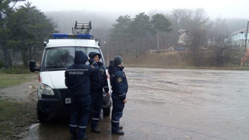 Спасатели мониторят туристические тропы и стоянки в окрестностях Феодосии
