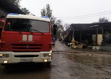 Торговые ряды в Феодосии подожгла крымчанка из мести