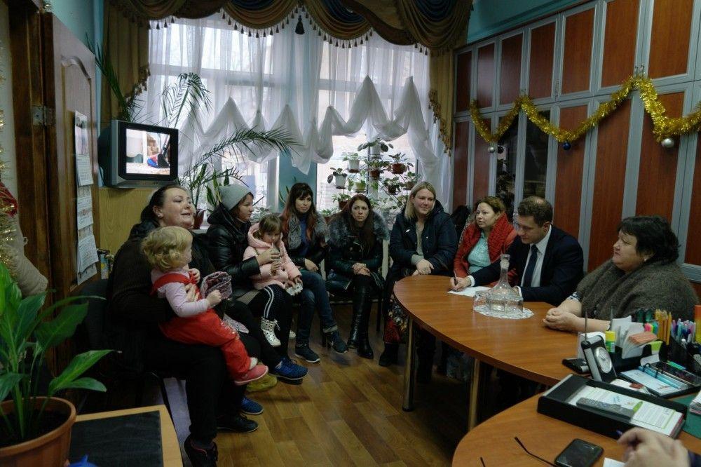 Проблему отсутствия педиатра в Орджоникидзе пообещали решить в ближайшее время