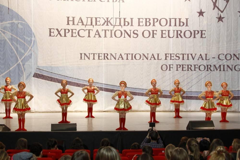 Танцевальный коллектив «Виктория» выступил на международном конкурсе