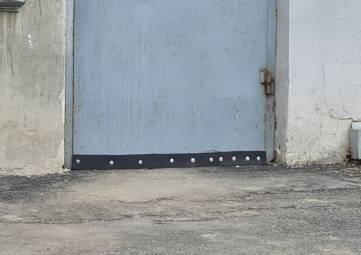 Многострадальная дверь или как починили двор на Куйбышева, 2