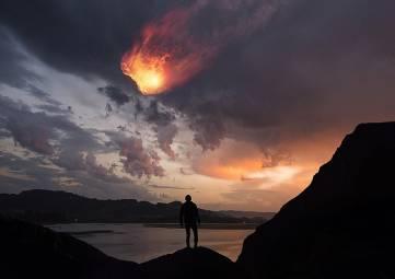 Соцсети сообщают о метеоре над Крымом