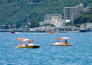 За сутки после закрытия Турции спрос на черноморские курорты вырос на 30%