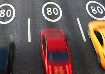 В России решили снизить нештрафуемый порог скорости