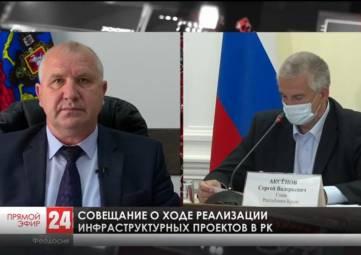 Сегодня в Феодосии в красной зоне объектов нет - Аксёнов