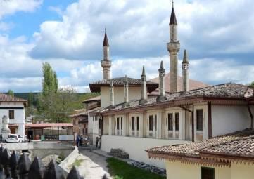 Аксёнов назвал сроки окончания реставрации Ханского дворца в Бахчисарае
