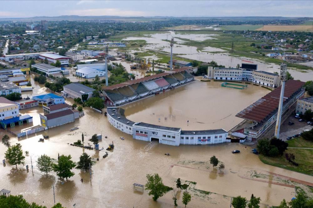 Как предотвратить негативные последствия наводнений для домов Крыма