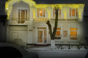 Встречайте Новый Год в Крыму!