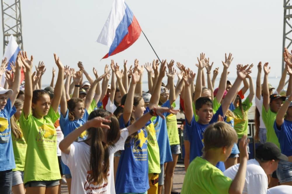 День физкультурника в Феодосии (ФОТО)