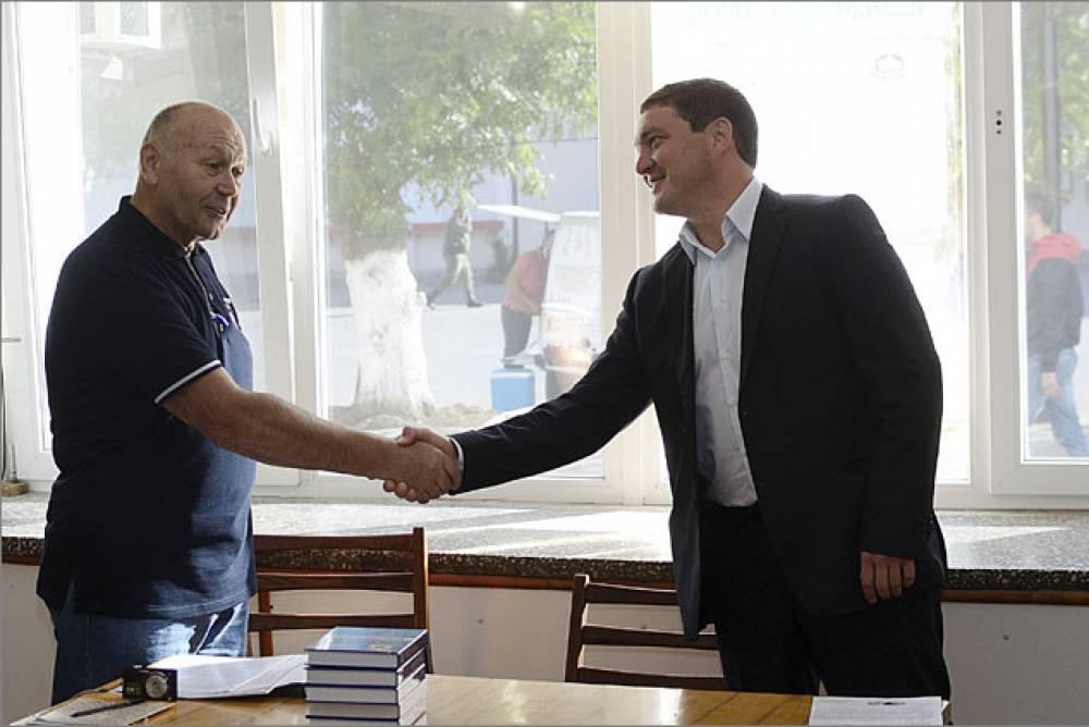 «Мы ставим задачей возрождение аэрокосмической составляющей экономики Феодосии»