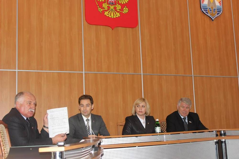 Депутаты утвердили устав, учредили администрацию и назначили дату конкурса