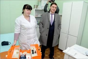 В Феодосийском округе кабинет неотложной медицинской помощи доукомплектовали врачебной бригадой
