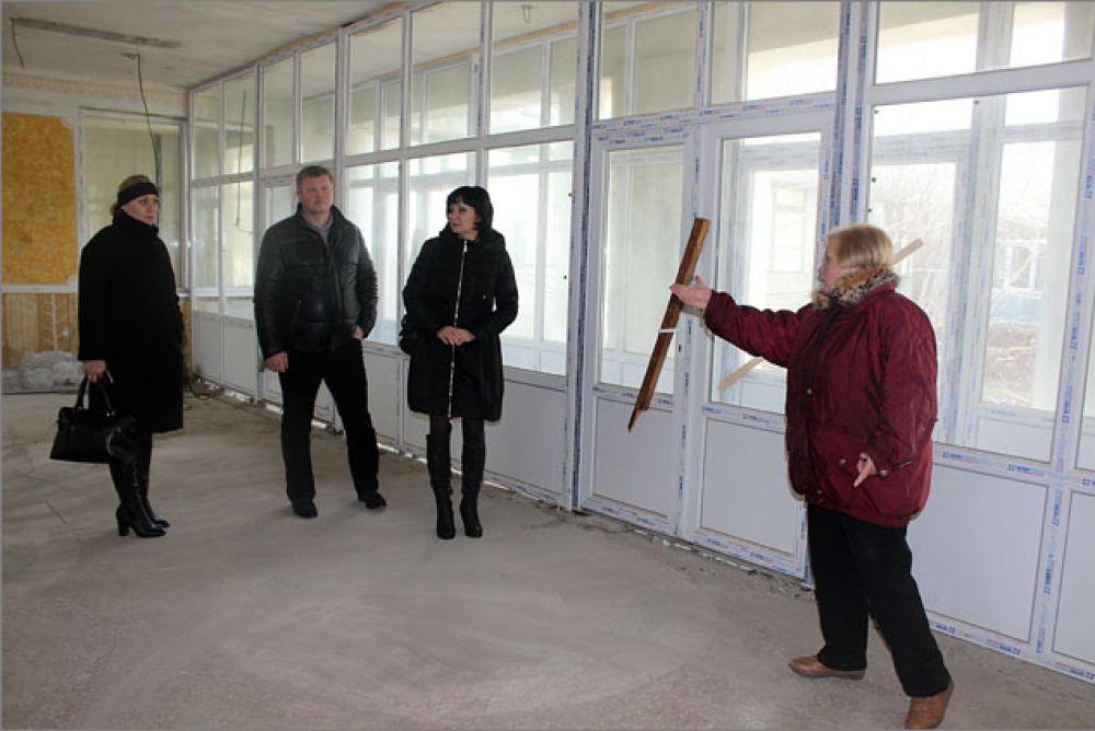 В Приморском продолжат восстановление детского сада «Солнышко»