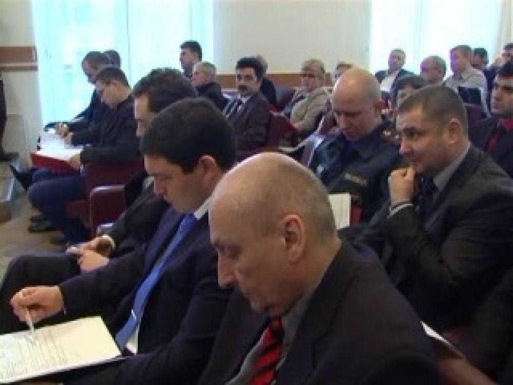 Феодосийские депутаты собрались на очередную 12-ю сессию