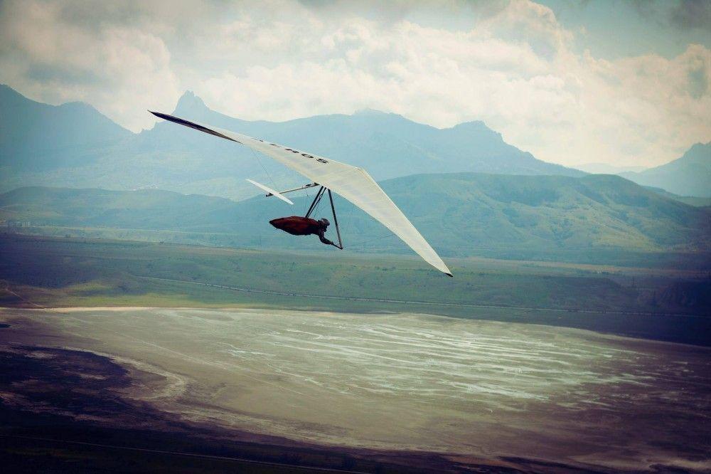 «Мечта летать стала реальностью...»