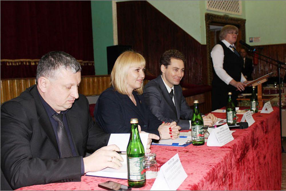 В Орджоникидзе прошел День Феодосийского городского совета