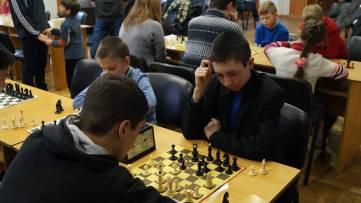 7-8 февраля проходило первенство города по шахматам «Белая ладья» среди школ Феодосии.