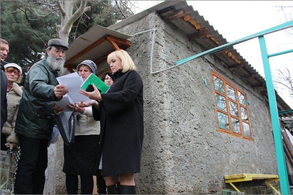 Жители Курортного предлагают вынести хозяйственные постройки за пределы Карадагского природного заповедника