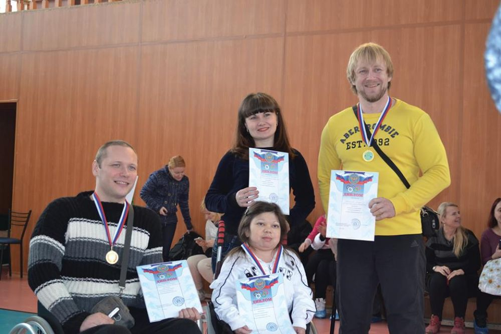 Команда «Бестики» из Феодосии стала победительницей