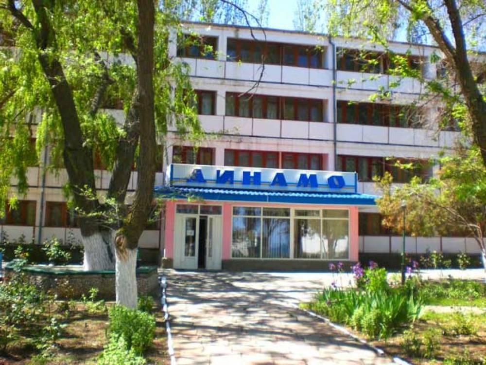 Феодосийская база «Динамо» вошла в структуру «Крым-Спорта»