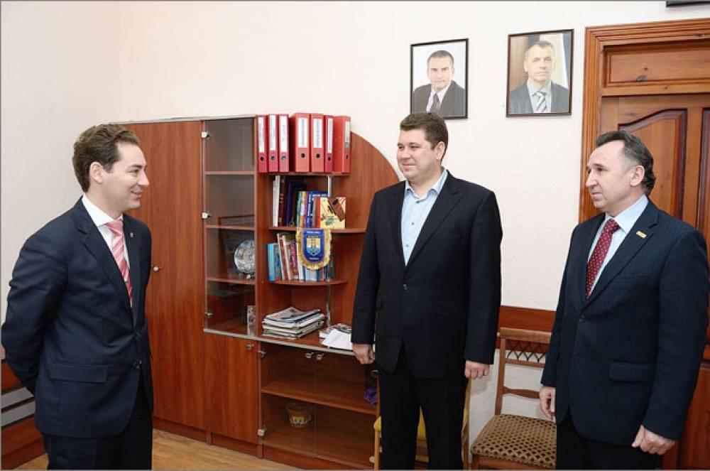 В Феодосии новый начальник РЭС