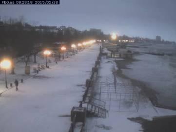 Зима в Фео продолжается (ФОТО)