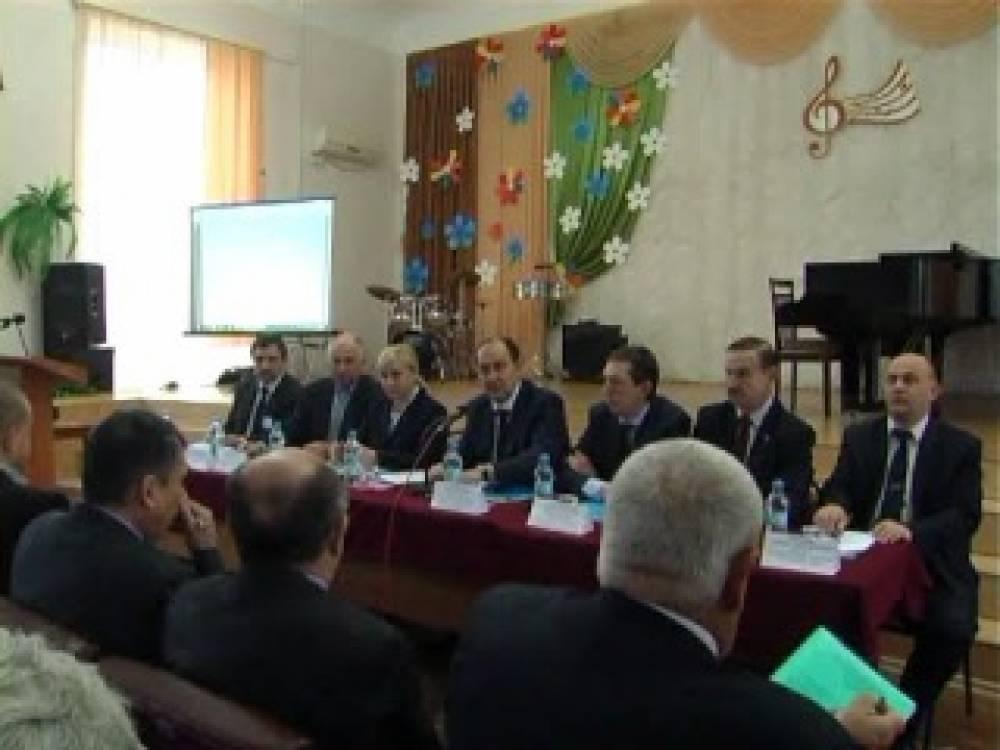 Феодосийские заводы в новой системе координат: чиновники обсудили дальнейшую работу местных предприятий ВПК