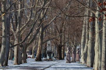 Прогулка по зимней Феодосии
