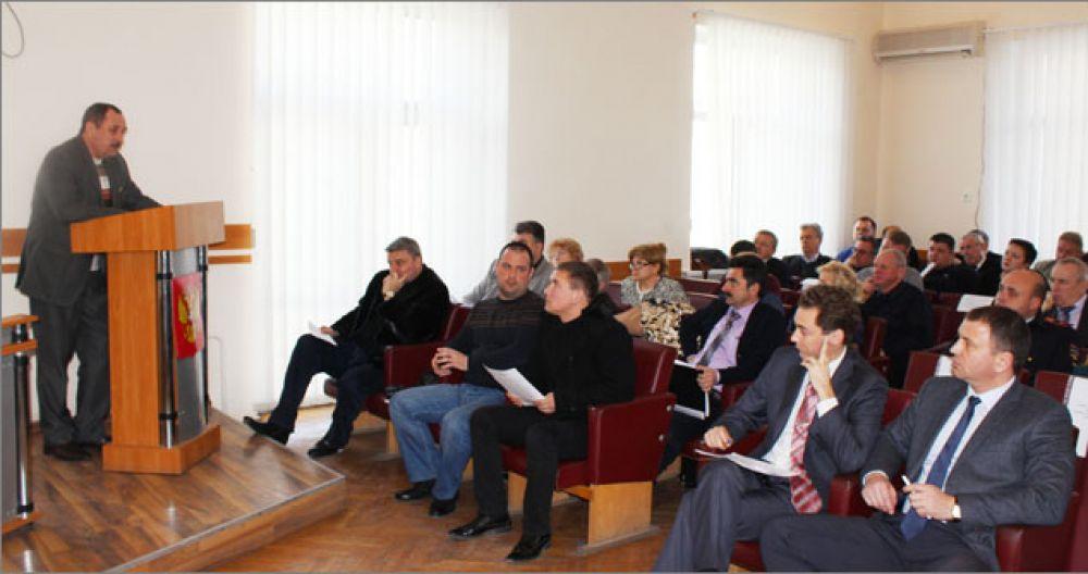 Автобусные маршруты Феодосийского округа должны стать городскими