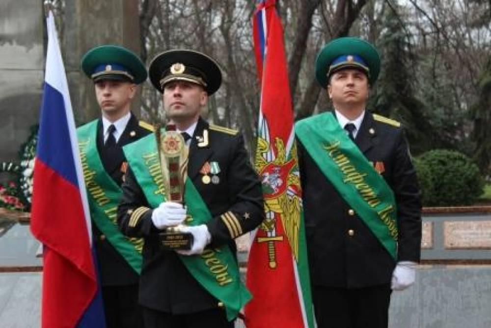 Феодосия встретила эстафету Победы