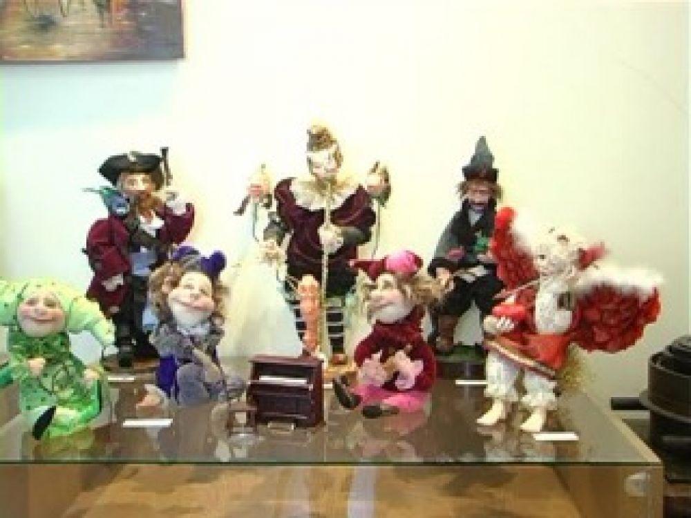 В Гриновском музее презентовали новую выставку