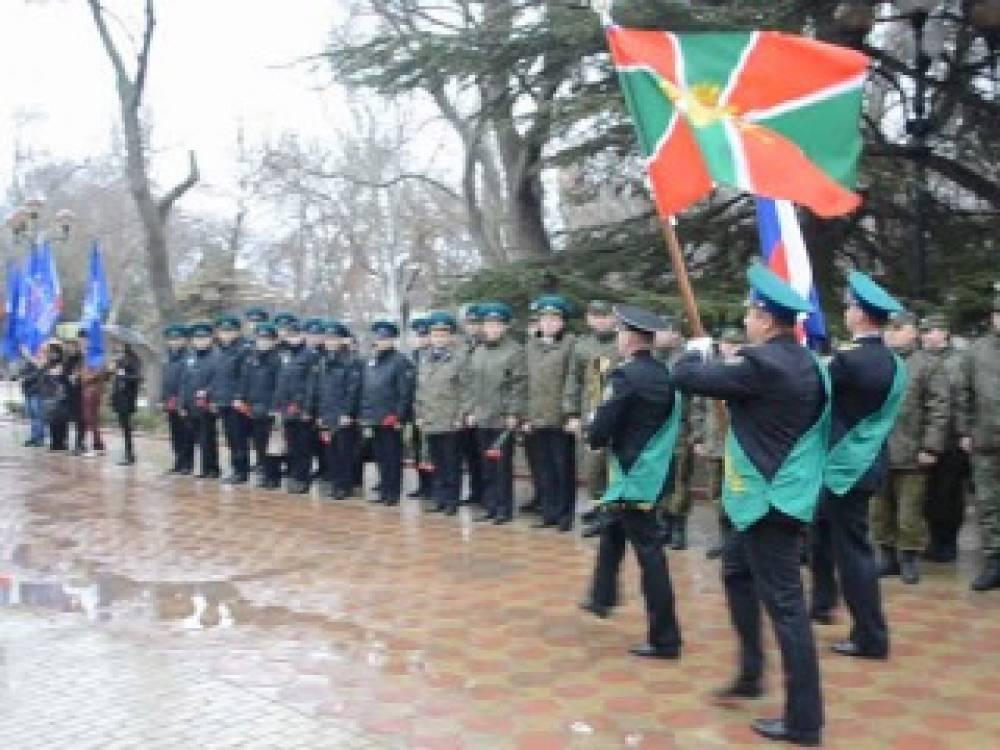 Феодосия приняла эстафету Победы
