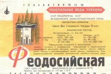 Феодосийцы не утратили надежд на возрождение источников минеральной воды, которыми богат город.
