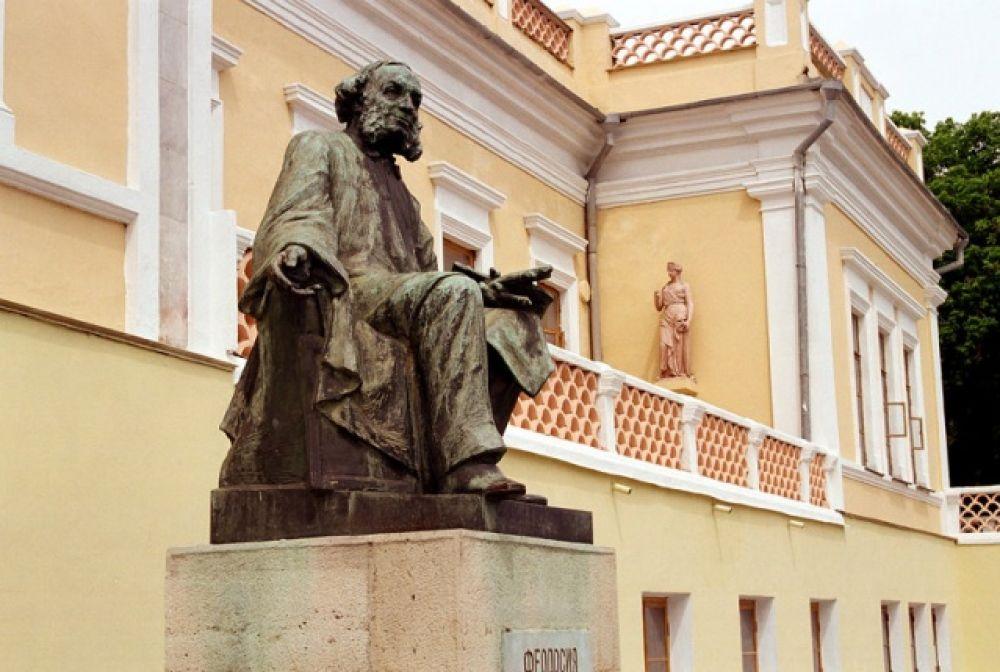 В феодосийской галерее Айвазовского собираются построить площадку для интерактивных форм работы с посетителями