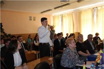 Сеанс видеосвязи соединил Феодосию и Санкт-Петербург