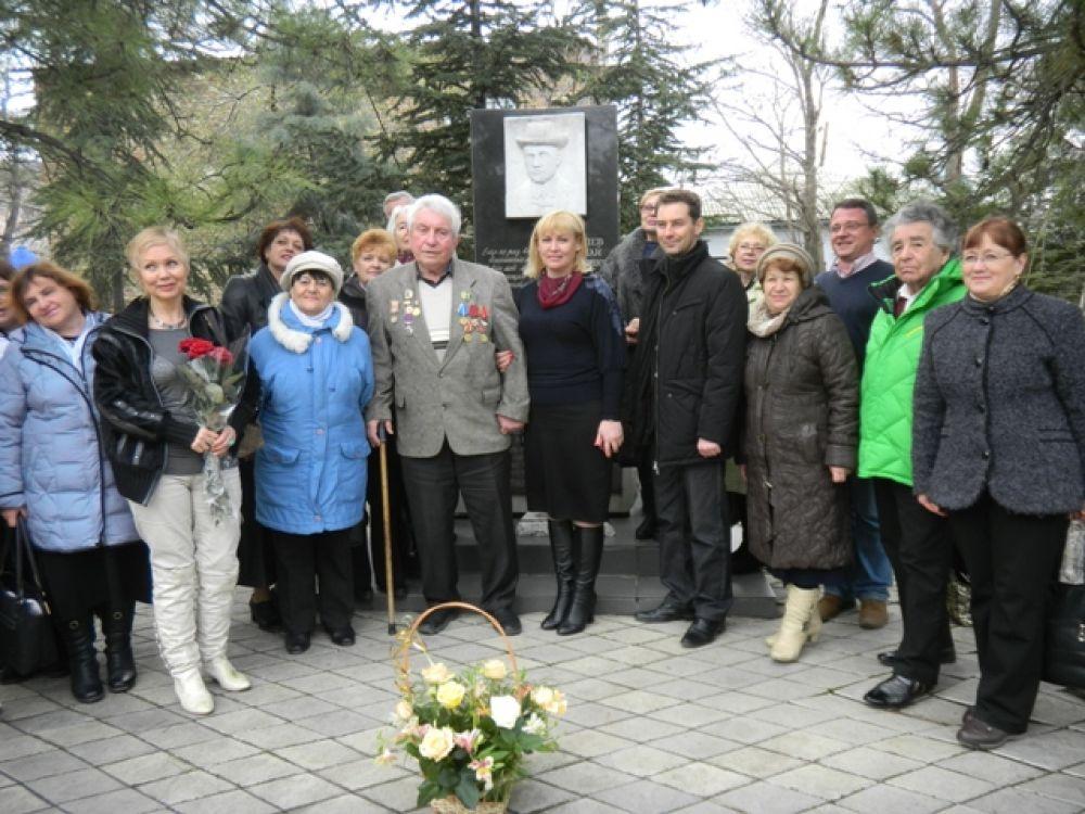 Вячеслав Ложко отметил 75-летний юбилей