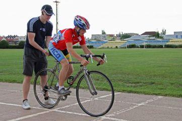 Феодосийцы поучаствовали во всероссийском первенстве по велоспорту